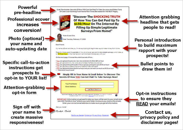 blogger s email marketing resource kit don t leave home without it
